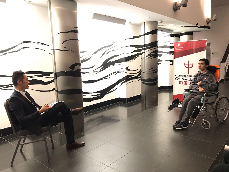 莫天池采访