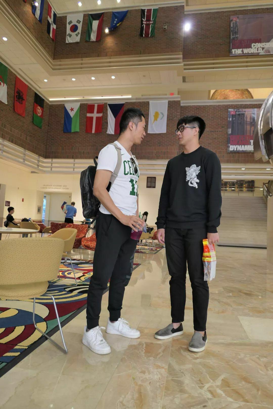 胡淙泰采访