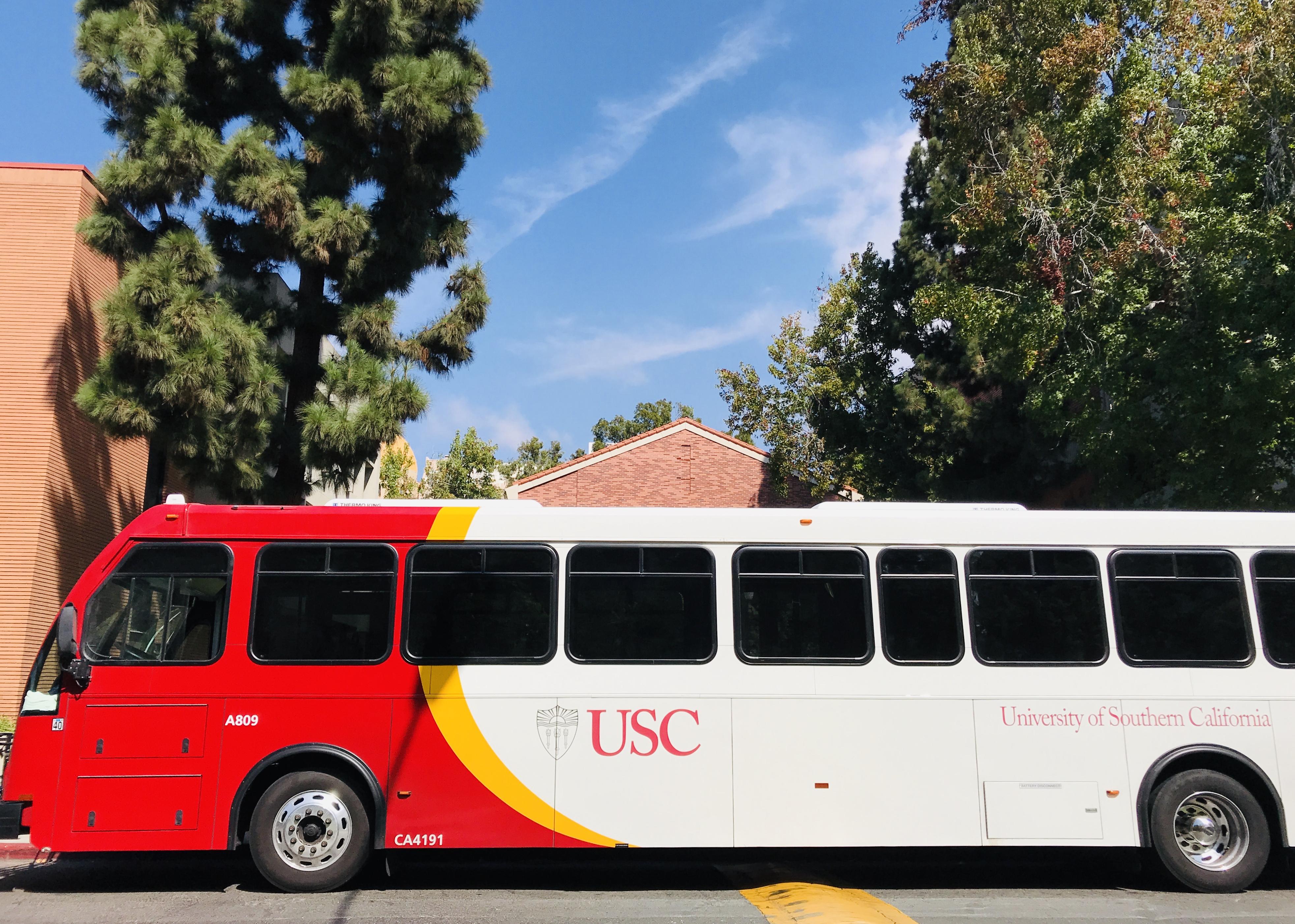 南加州大学