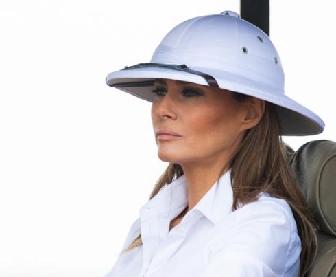 因为一顶帽子,美国第一夫人居然被喷?!(双语)