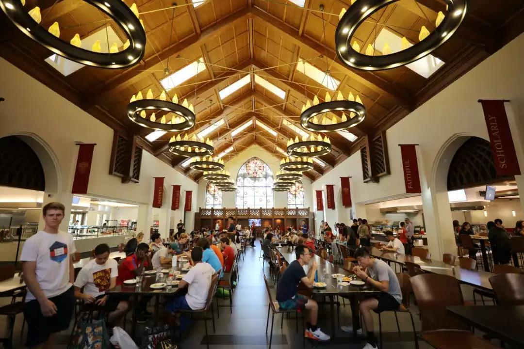 南加州大学学生餐厅