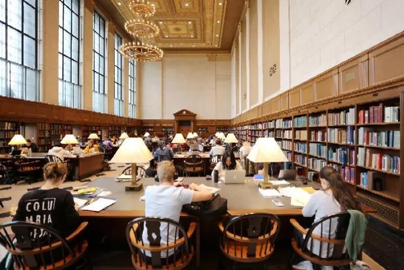 哥伦比亚大学图书馆