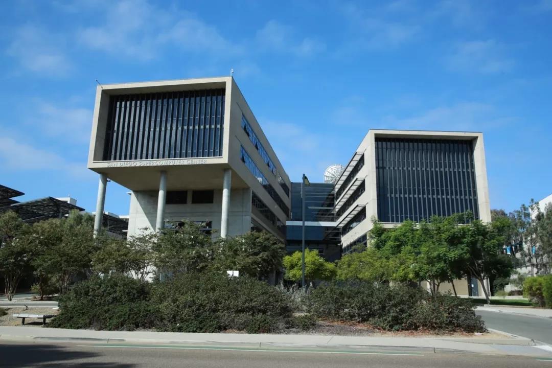 加州大学圣地亚哥分校超级计算机中心