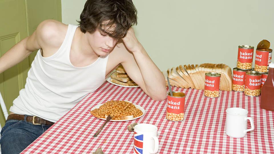A student diet英国学生的日常饮食