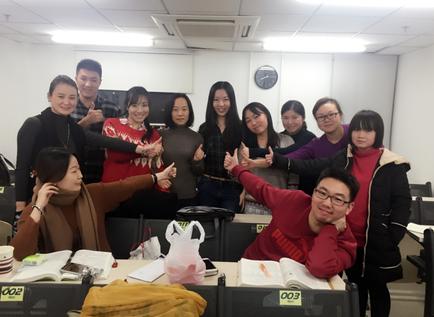 新东方新概念教师郭雅倩:优秀的老师是会发光的