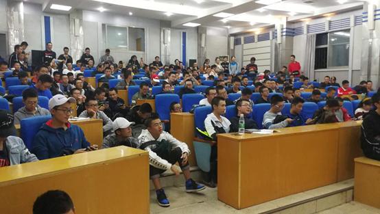 长沙理工大学四六级讲座