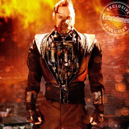 《哥谭》最终季反派Bane角色照首爆