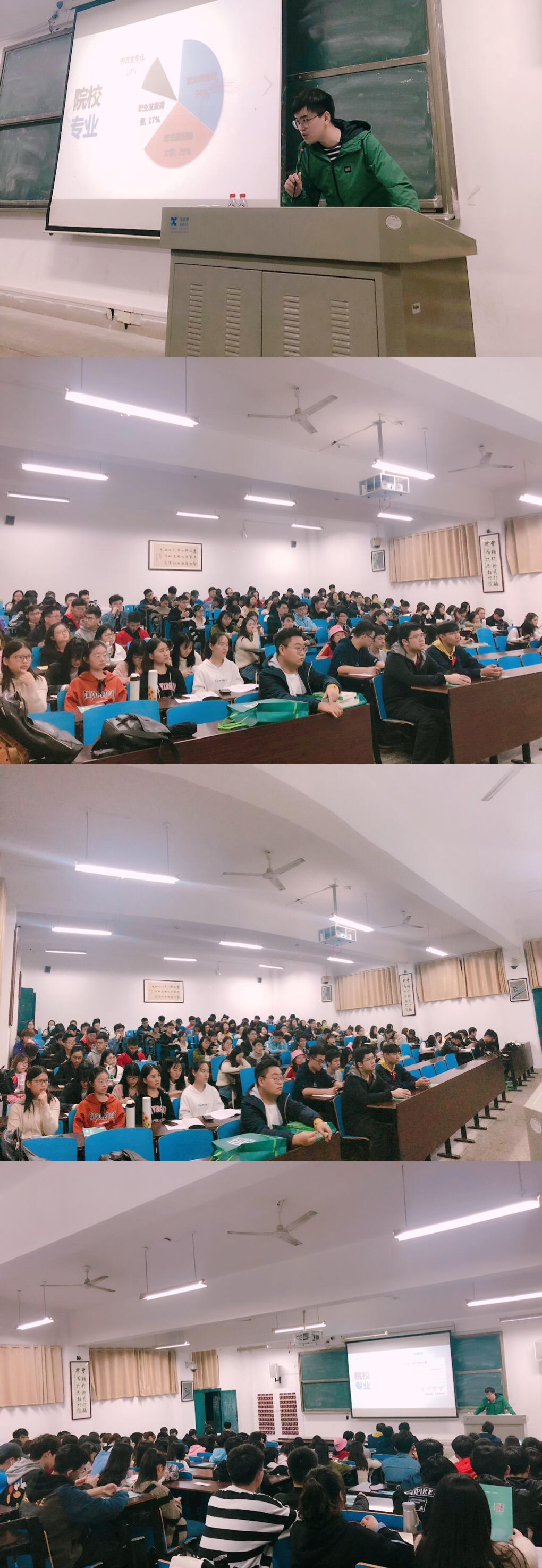 中南环境学院考研规划讲座