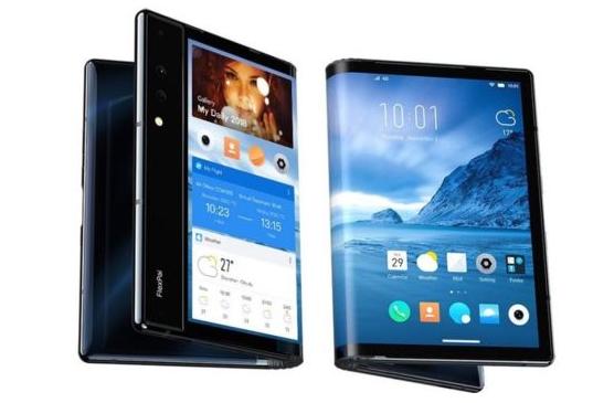 全球首款折叠屏手机亮相 平板手机一个搞定!