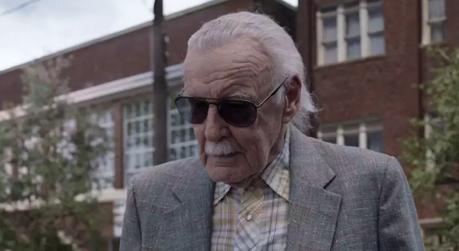 """""""漫威之父""""斯坦·李去世 享年95岁(双语)"""
