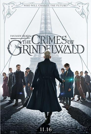 《神奇动物2:格林德沃之罪》来了!魔法世界再现精彩