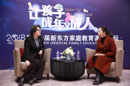 涂南萍:家长注重成长,才能更好地帮助孩子成长