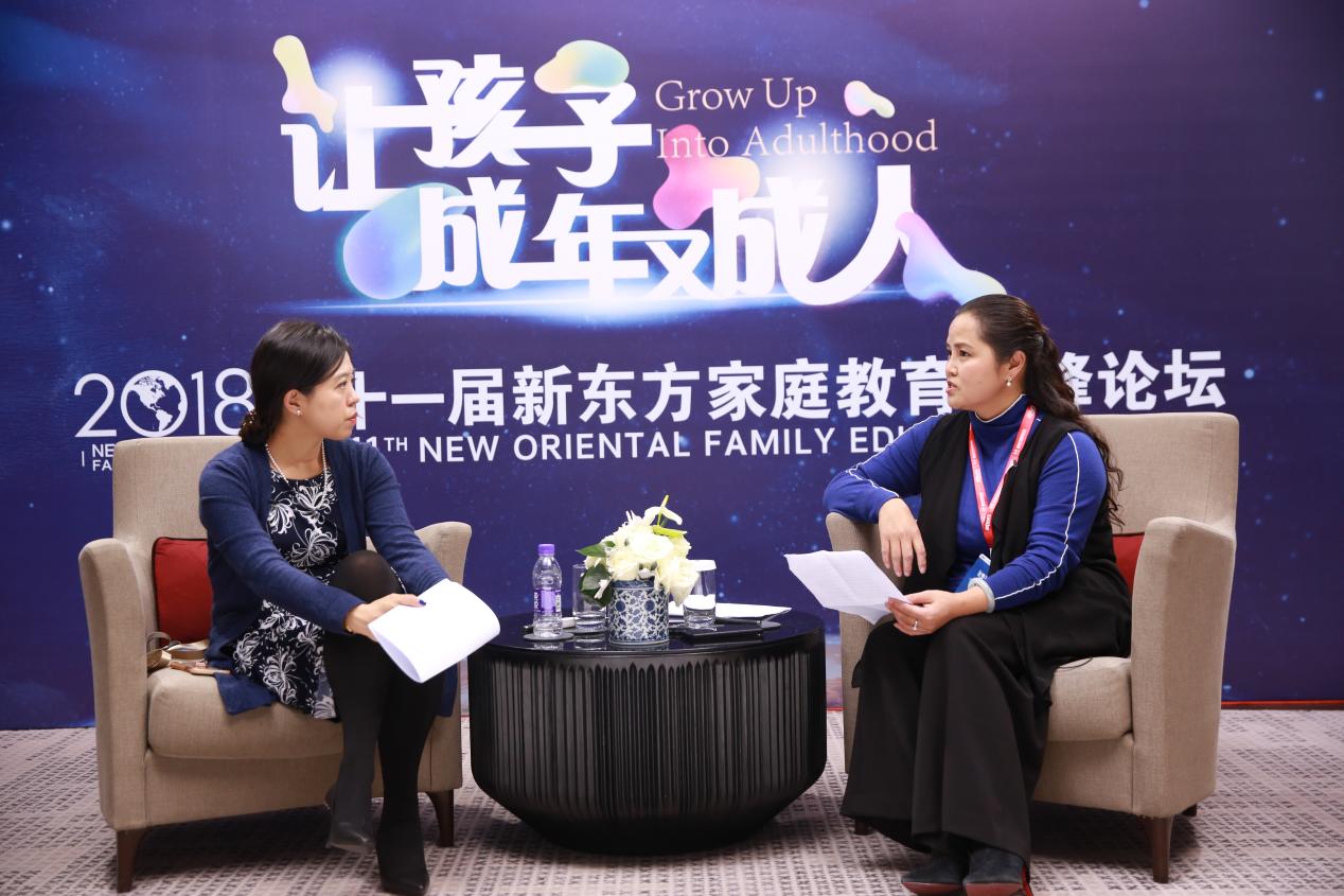 刘金辉:家校共建 促进教育发展
