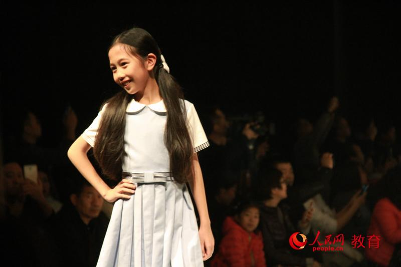 北京中小学校服展示活动在北京服装学院圆满落幕