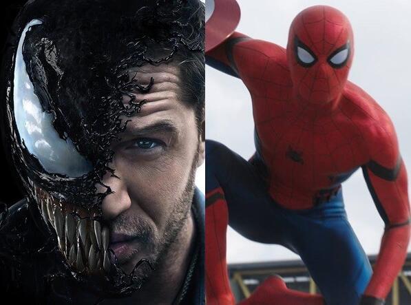 编剧爆出蜘蛛侠在续集中和毒液可能会合体