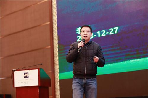 集团助理副总裁、北京新东方学校校长李亮老师对上一阶段工作进行总结