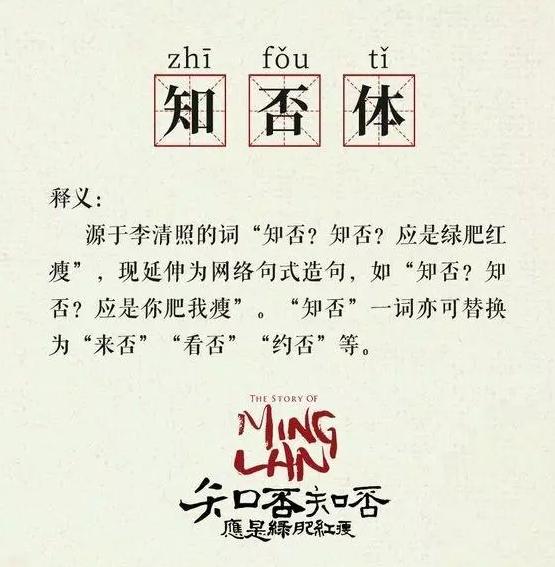 """赵丽颖新剧《知否知否应是绿肥红瘦》热播 """"知否体""""你会用吗?"""