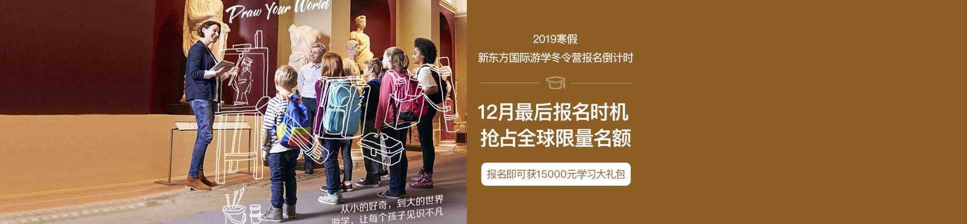国际游学12月活动