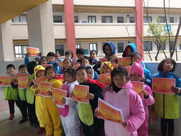 开福区实验小学举行期末语文学科竞赛