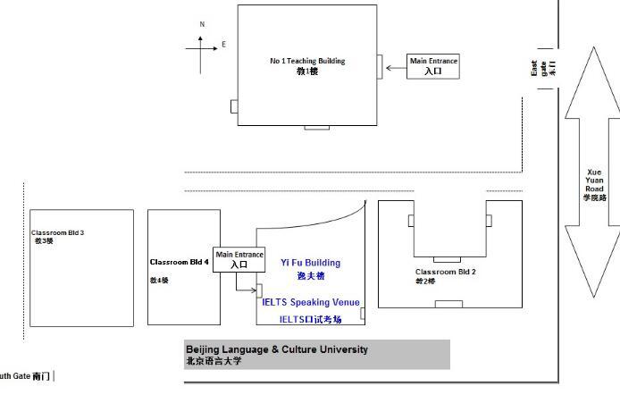 2019年1月26日雅思口语安排--中国农业大学