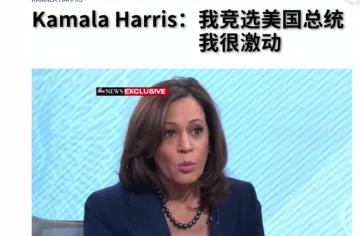 首位黑人女性竞选美国总统:卡玛拉·哈里斯宣布参加2020年美国总统大选