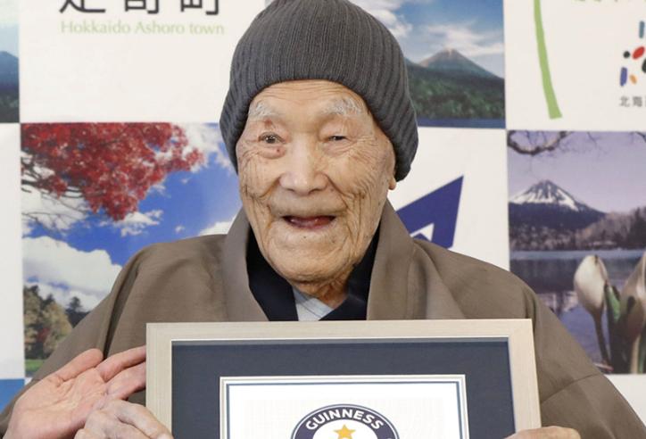 双语:全球最长寿老人去世,享年113岁!
