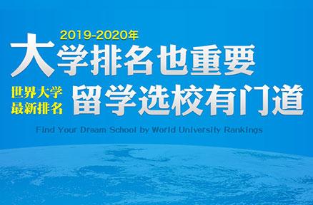 世界大学排名2019