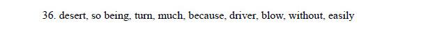 中考英语首字母填空训练提高题系列一:passage 36