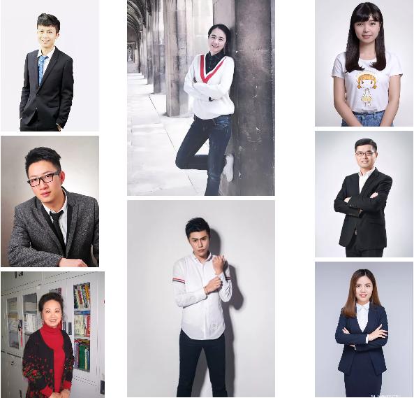 讲师阵容强大  资深教育专家、新东方各学科负责人、国内外高校招考官……悉数到场,给你前所未有的一站式教育体验