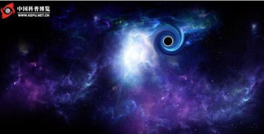 第一张黑洞照片曝光 今晚九点见证多维空间