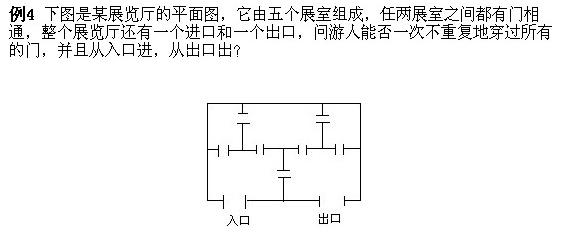 【天天练】2019/5/26-三年级七桥问题(试题及答案)