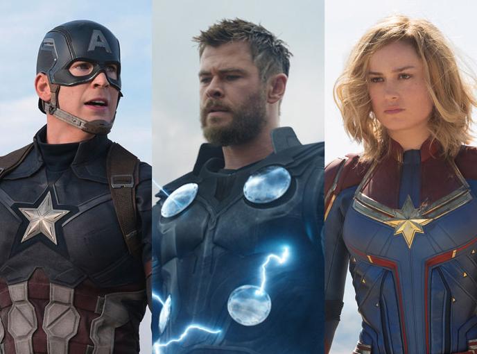 外媒推测出的漫威英雄星座 看看你对应哪位英雄?