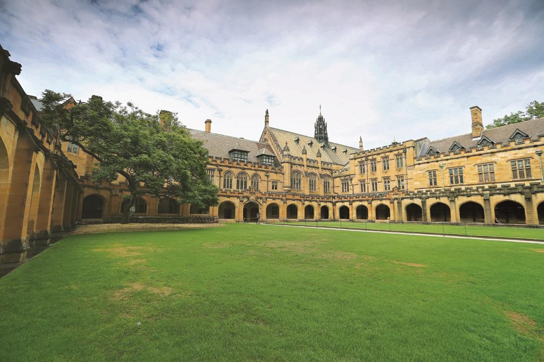 澳大利亚名校图集:悉尼大学