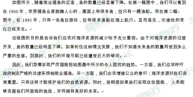 王江涛2020必背20篇范文
