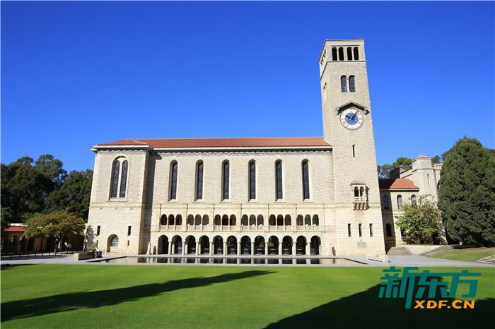 西澳大学礼堂