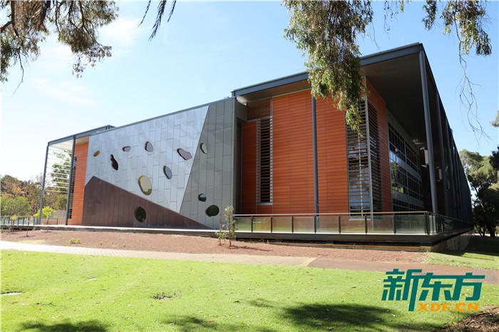西澳大学商学院教学楼