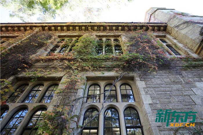 西澳大学校园建筑Winthrop Hall