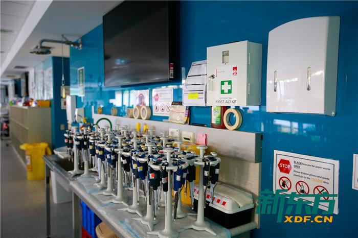西澳大学医学院实验室1
