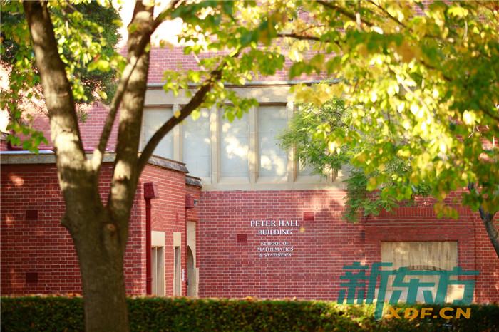 墨尔本大学化学楼