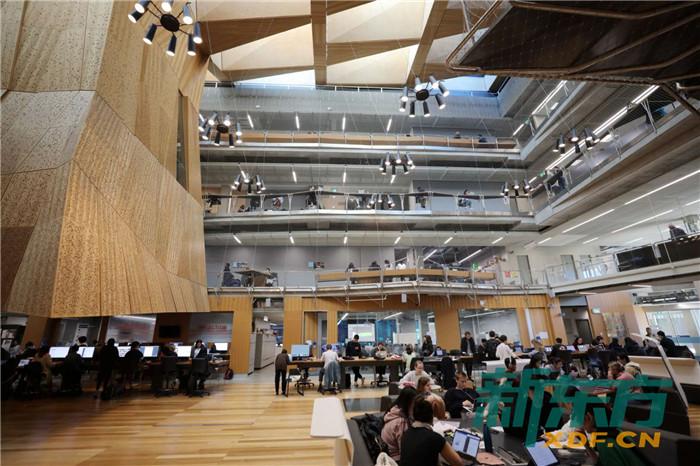 墨尔本大学设计学院楼