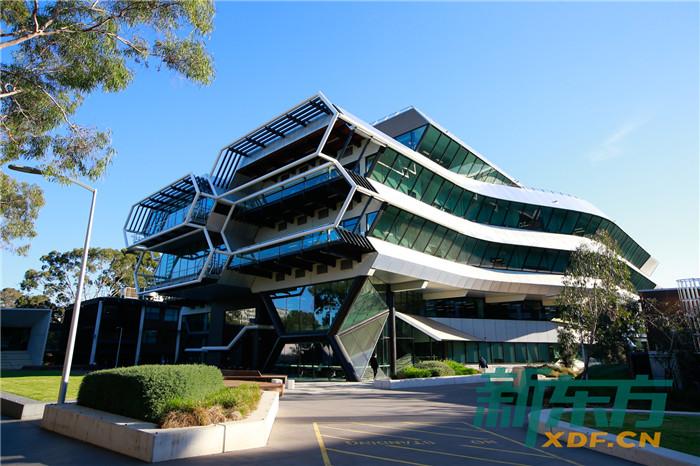 蒙纳士大学化学楼