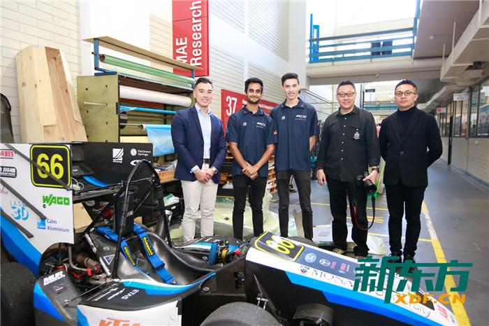 蒙纳士大学赛车兴趣小组