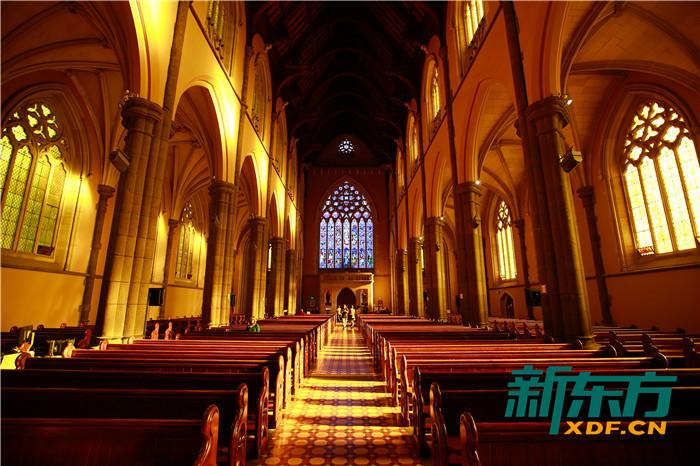 墨尔本圣帕特里克大教堂 2