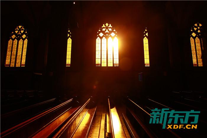 墨尔本圣帕特里克大教堂 3