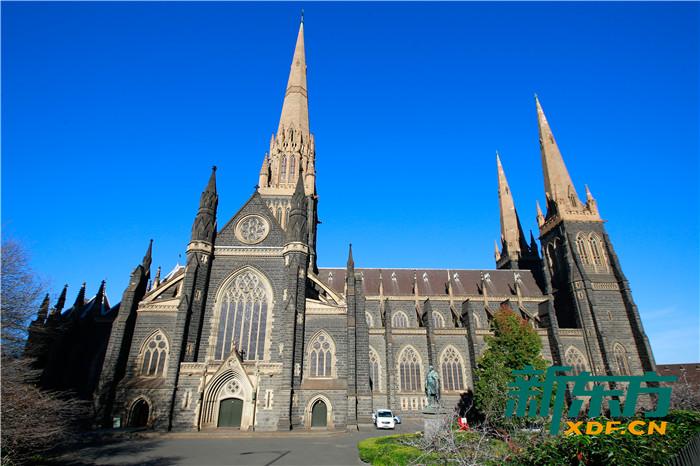 墨尔本圣帕特里克大教堂 1