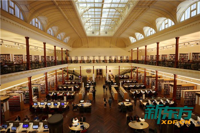 维多利亚州立图书馆 1