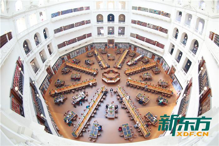 维多利亚州立图书馆 2
