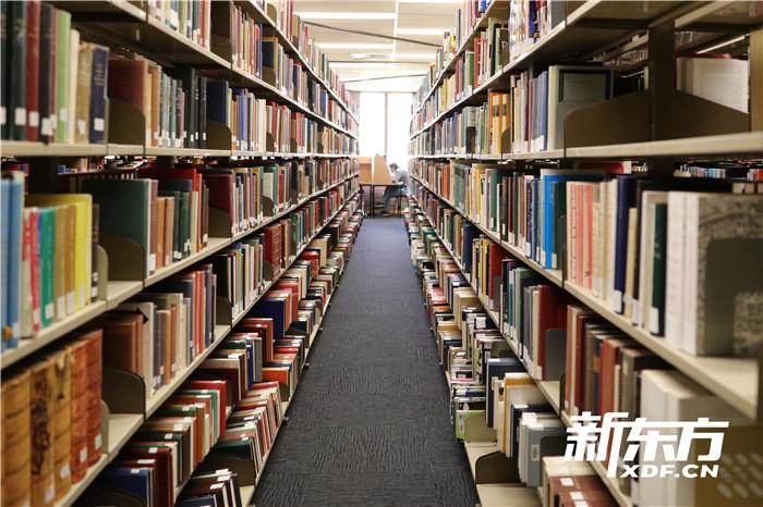 澳国立大学24小时图书馆