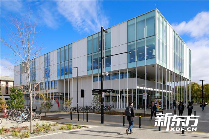 澳国立大学学生中心1