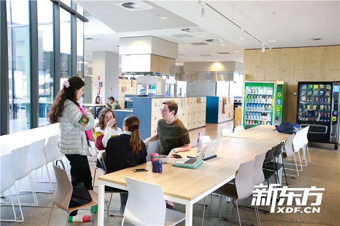 澳国立大学学生中心3